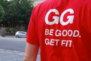 Good Gym t-shirt